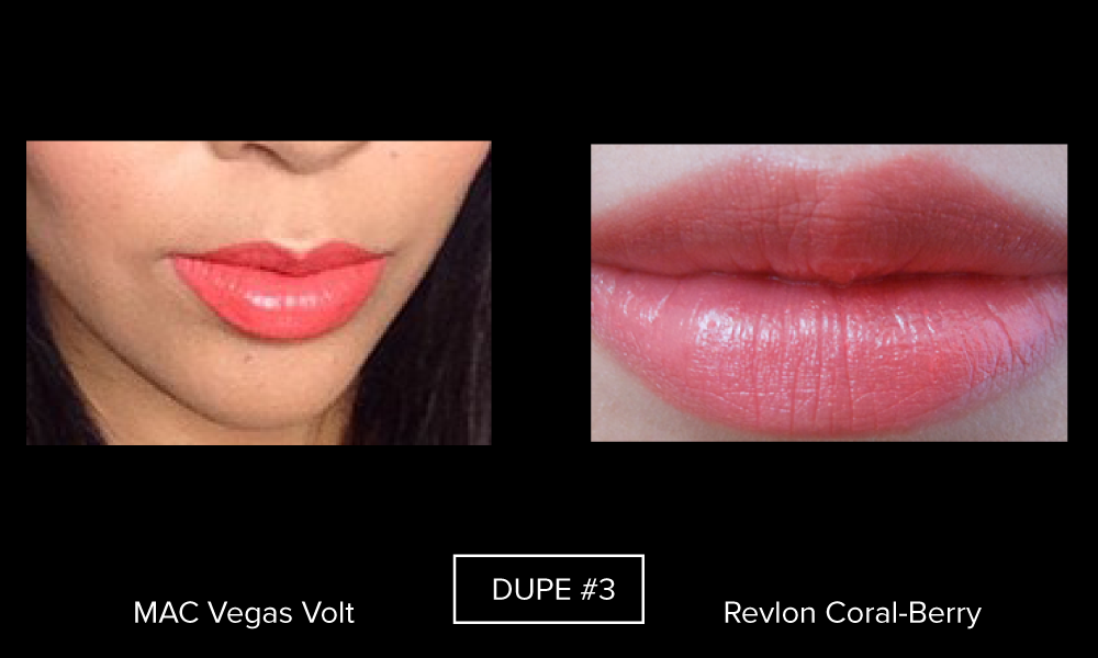 MAC vegas volt vs. Coral Berry